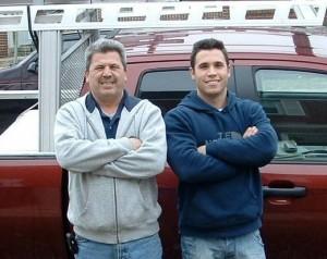 Dad & Rob